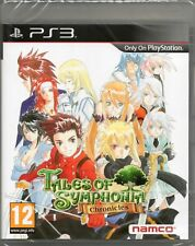TALES OF SYMPHONIA: CHRONICLES GAME PS3 ~ NEW / SEALED