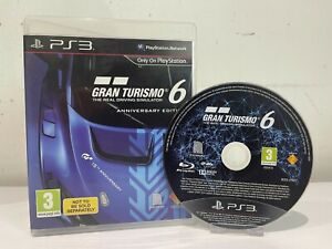 PS3 - Gran Turismo 6 -- Anniversary Edition (Sony PlayStation 3) - UK Stock