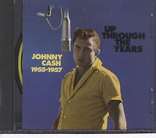 Johnny Cash - Up Through The Years l955-l957 CD