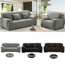 Stretch Seat Chair Cover Couch Slipcover Sofa Elastic Protector For 1/2/3 Seater