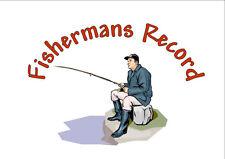 Fishermans logbook