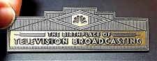 OFFICAL NBC CLASSIC BRONZE TOKYO 2020 JAPAN OLYMPIC GAMES TV MEDIA PIN JAPANESE
