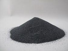 SILICON CARBIDE - 80 Grit - 25 LBS - Rock Tumbling Abrasive Media Sandblasting
