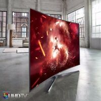 "OFFERTISSIMA BELLISSIMO SMART TV SAMSUNG A LED UE48JS9000 4K CURVED ""PURO LUSSO"""