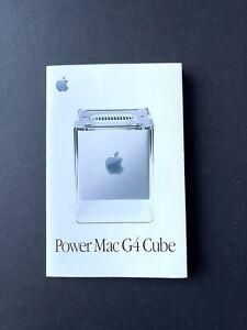 APPLE Power Mac G4 Cube Flyer Werbung 7,5x11,5 cm