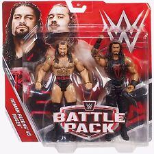 WWE Battle Pack Series 47 - Roman Reigns Vs Rusev Figures
