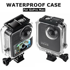 Waterproof Housing Shell Diving Cover Case For GoPro Max 360 Panoramic Camera