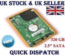 """Disco Duro Portátil-HDD 2.5"""" SATA 320GB WD WESTERN DIGITAL-Sellado"""