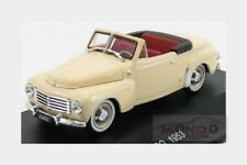 Volvo Pv445 Valbo Cabrio 1953 Cream WHITEBOX 1:43 WB285