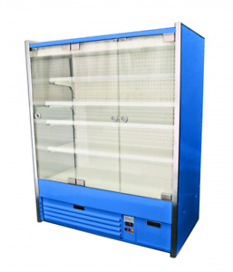 DORTMUND 855 REFRIGERATED MULTIDECK DISPLAY VARIOUS COLOURS & DIMENSIONS
