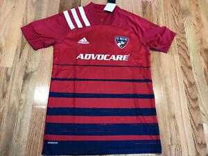 BNWT FC Dallas Home Jersey Men's Size Small Soccer Jersey