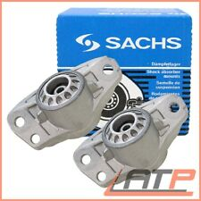 2X SACHS TOP MOUNT BEARING STRUT SUSPENSION SUPPORT FRICTION 802382