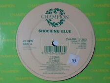 "SHOCKING BLUE Venus 12"" UK"