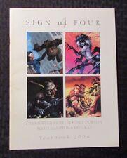 2004 Sign Of Four Yearbook Moeller Dorman Hampton Lago Fvf 7.0