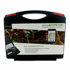 Living Soil Meter MicroBiometer Test Kit for Determining Soil Health