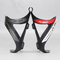 Carbon Fiber Road Bicycle Bike Cycling Water Bottle Drinks Holder Rack Cage