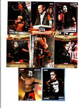 Sting Wrestling Lot of 8 Different Trading Cards WWE TNA S-B1