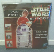 R2-D2 Pop Up Tidy Portable Storage Model 1999 Star Wars Episode1 Special Edition