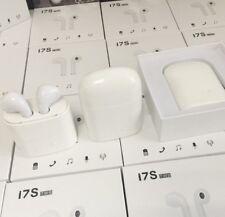 Wireless Bluetooth Airbuds InEar Headphone I7s Twin Apple iPhone 6 7 8 X Andriod