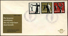 Netherlands 1965 Resistance Commemoration FDC First Day Cover #C27202