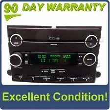 2008 08 Ford F150 F 150 TRUCK Lincoln MARK LT Radio MP 3 MP3 6 Disc CD Changer