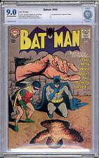 Batman #165 CBCS VF/NM 9.0