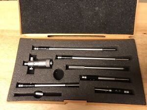 Mitutoyo 141-108  Inside Micrometer