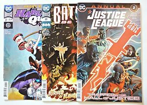 DC Comics 12 Comic Lot NM Batman Justice League Green Arrow Lois Lane +Variants