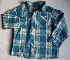 Karierte H&M Jungen-T-Shirts, - Polos & -Hemden für die Freizeit