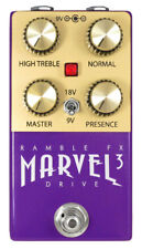 Marvel Drive 3 (PURPLE) |   Marshall plexi tone   |   Buy direct from Ramble FX