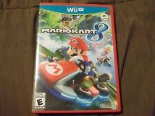 MARIO KART 8 ( Nintendo Wii U, 2014)