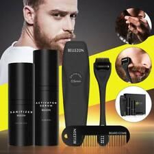 Upgraded Beard Growth Kit Set Beard Growth Activator Serum Liquid Beard Growth