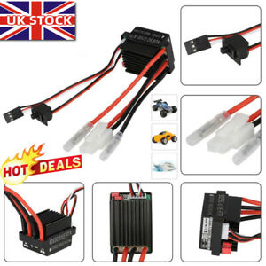 1 pc High Voltage Waterproof 320A Brushed ESC Speed Controller For RC Car Boat