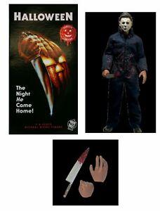 "Halloween Michael Myers 1978 Samhain (Bloody) 12"" action figure (Trick or Treat)"