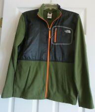 The North Face Boy's Full Zip Fleece Jacket Size Xl