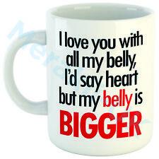 Valentines Mug Novelty Funny I Love You Gift For Him For Her - 00072