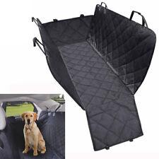 Waterproof Car Rear Back Seat Cover Pet Dog Cat Protector Travel Hammock Mat