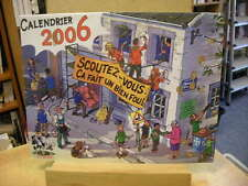 CALENDRIER SCOUT FSC DE BELGIQUE 2006 - SCOUTEZ VOUS - CA FAIT UN BIEN FOU