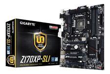 Gigabyte Z170XP-SLI Motherboard, Socket 1151, Z170 Express, DDR4, S-ATA 600, ATX