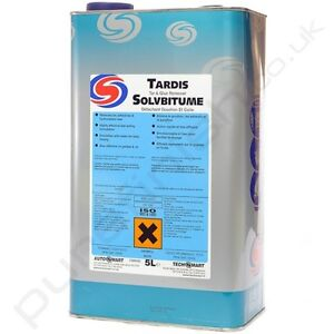 AutoSmart Tardis Tar & Glue Remover Car Cleaning Wash Valet 5 L FREE DELIVERY