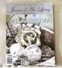 Jeanne d'Arc Living Magazine UK CHRISTMAS  -  2017 - Issue 12 - December