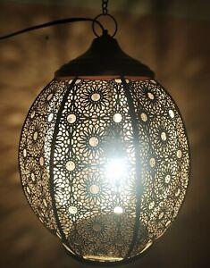 Antique Moroccan Ceiling Lights Fixture Turkish Home Decor Lantern Hanging Lamps