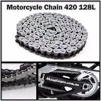 KMC 420 128Links Chain Dirt Pit Bike Atomik Thumpstar DHZ Pitpro TDR motorcycle