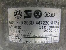 VW Polo Fox Skoda Fabia Seat Klimakompressor 6Q0820803D 6Q0 820 803 D Denso