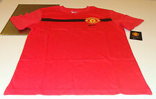 Manchester United 2014-15 Core Tee T Shirt Soccer Red L Soccer English