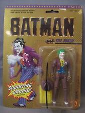"Batman ""JOKER w/ SQUIRTING ORCHID"" Shoots Water NEW 1989 Toy Biz"
