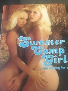 Summer Camp Girls Blu Ray W Slip Vinegar Syndrome Region Free