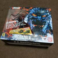 S.H.MonsterArts Godzilla vs destroyah 1995 Burning Ver. Figure w/bonus