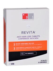 DS Laboratories Revita Tablets   Hair Growth Vitamins - Hair Loss Supplement