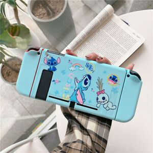 Cute Cartoon Stitch Travel Bag Carrying Case Cover for Nintendo Switch Bag Pouch